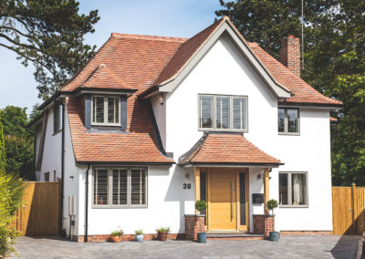 Oxfordshire home renovation and exterior remodel
