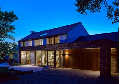 Renovation, exterior makeover and extension in Newbury, Berkshire