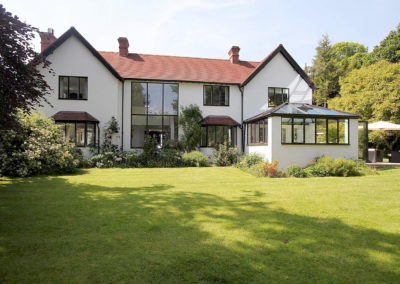 Berkshire renovation and extension undo years of poor planning
