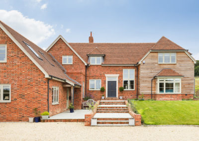 Dream forever new build home Winterbourne