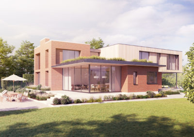 Riverside Contemporary New Build